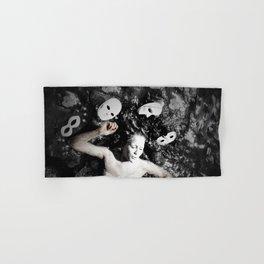Masks Hand & Bath Towel