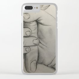 Untitled #6 by Jessa Crisp Clear iPhone Case