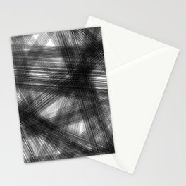 Exhausted society Stationery Cards