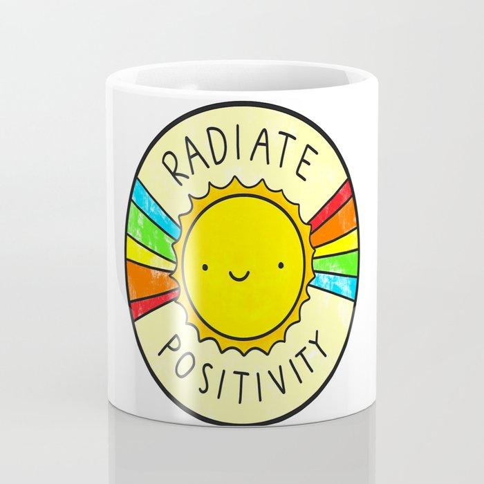 positivity Kaffeebecher