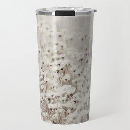 Bane of Fleas Sepia Travel Mug