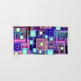 Color corners  Hand & Bath Towel