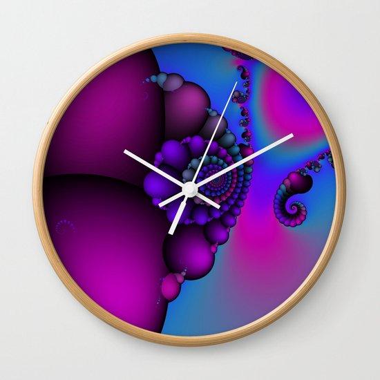 Perpetual Bliss Wall Clock