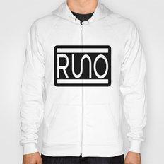 RUNO Bordered Design Hoody