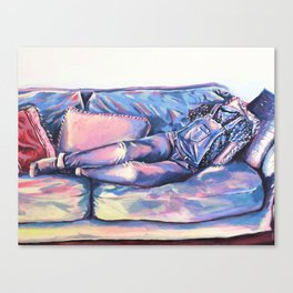 Second Skin I Canvas Print