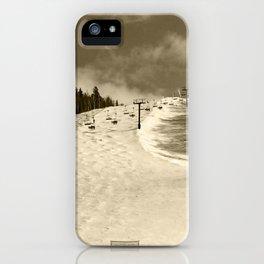 Superstar Killington Vermont iPhone Case