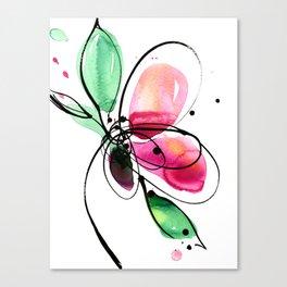 Ecstasy Bloom No. 2 by Kathy Morton Stanion Canvas Print
