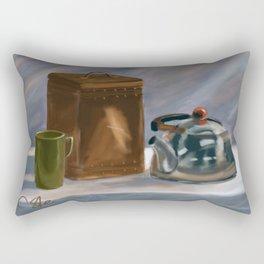 Tea Time DP170331a-14 Rectangular Pillow