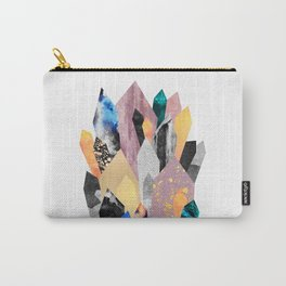 Crystals Carry-All Pouch