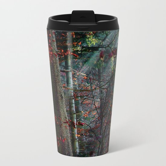 dream land Metal Travel Mug