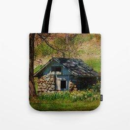 Spring Bursts Forth Tote Bag