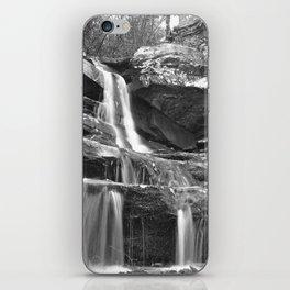 Hidden Falls iPhone Skin