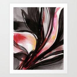 Organic Embrace 3 by Kathy Morton Stanion Art Print