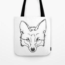 The Original Fox Tote Bag