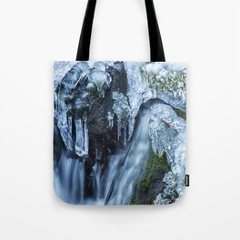 Ice and Water, No. 2 Tote Bag