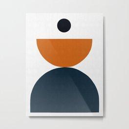 Geometric 16 Metal Print