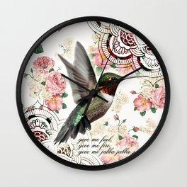 Feel Better, Okay vol.01 Wall Clock