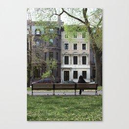 Nature + Architecture = Beauty. Canvas Print