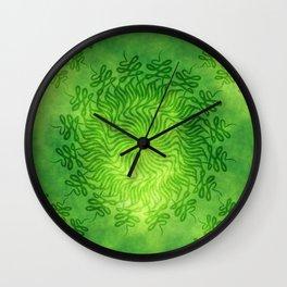 Mandala vibes 1. Wall Clock