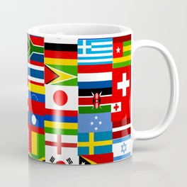 Flag Montage Coffee Mug