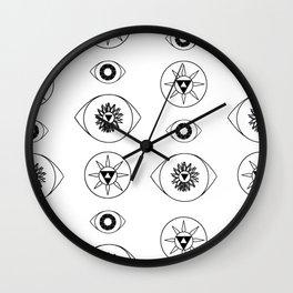 W A T C H I N G Wall Clock