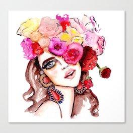 PIWO Canvas Print