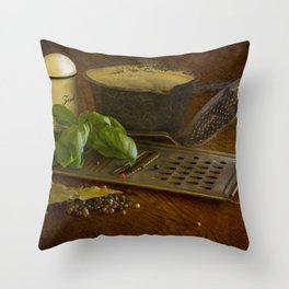 From Granny's Kitchen  Throw Pillow