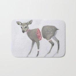 Poor Bambi Bath Mat