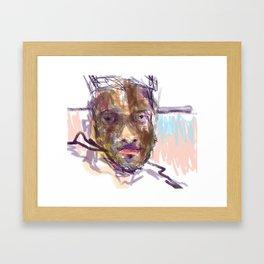 Who Framed Art Print