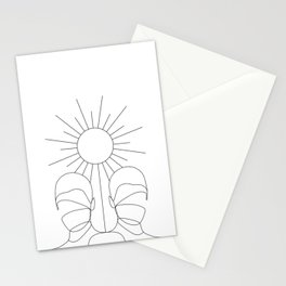 Soul Mates Stationery Cards