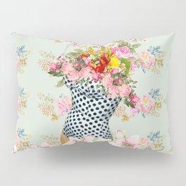 Flowery body Pillow Sham