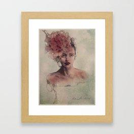 """""""Blossom"""" Framed Art Print"""