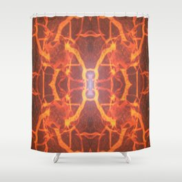 FX#287 - Tied To Our Roots Shower Curtain