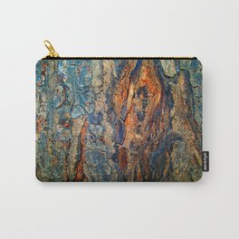 Bark Texture 17 Carry-All Pouch