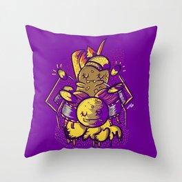 Drum Throw Pillow