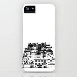 Potala Palace iPhone Case