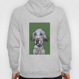 Ollie the English Setter Hoody