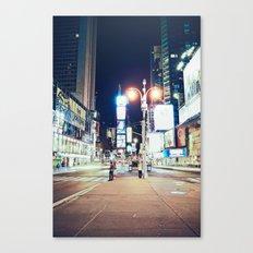 NYTS Canvas Print