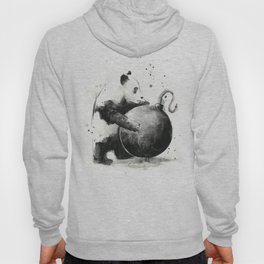 Panda Boom Hoody