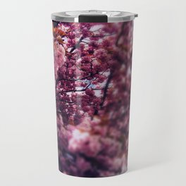 Cherry Tree Travel Mug