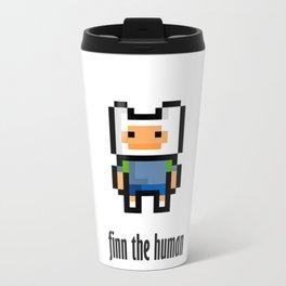Finn the human Travel Mug
