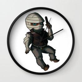 Joshua Graham - cutey Wall Clock