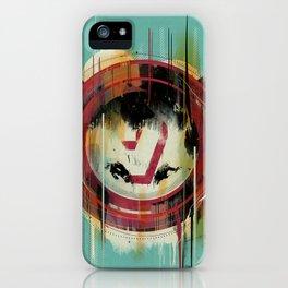 -7- iPhone Case