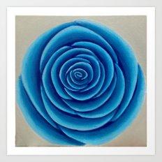 Bellaire Rose Art Print