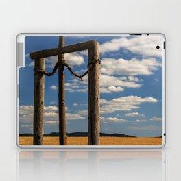 Unterwegs_16881 Laptop & iPad Skin