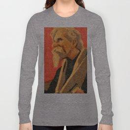 Soviet Film Poster Baltic Deputy Long Sleeve T-shirt