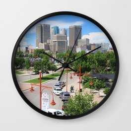 Winnipeg Downtown Wall Clock