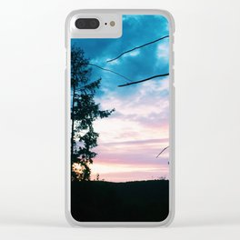 Upstate NY Can Be Pretty Sometimes Clear iPhone Case