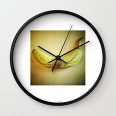 Banana Lobster Wall Clock