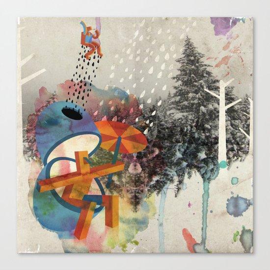 InvERsO Canvas Print